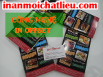 Công nghệ in offset cho in tờ rơi, in catalogue, in brochure
